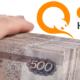 Займы до 30000 рублей на Киви кошелек