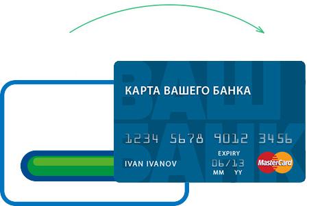 Займы на именную банковскую карту