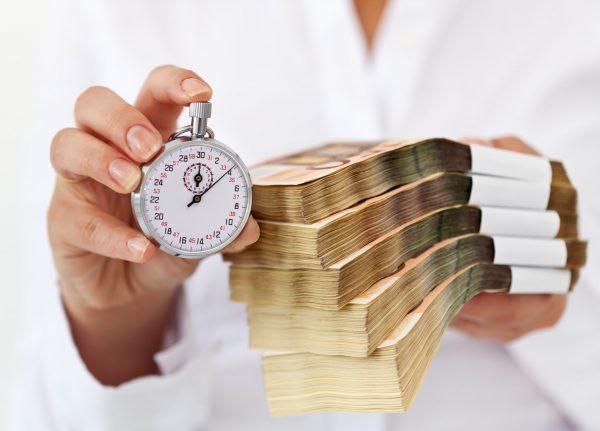 Деньги в долг за 30 минут